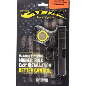 Talon Grips Grip Wrap Kahr CM9/CM40/PM9/PM40 Rubber Texture Moss