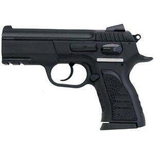 "EAA Witness P Compact Semi Auto Handgun 9mm 3.6"" Barrel 14 Rounds Polymer Frame Blued Finish 999106"