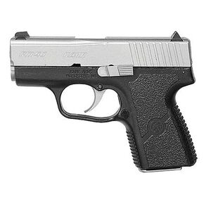 """Kahr Arms PM40 Semi Auto Handgun .40 S&W 3"""" Barrel 5 Rounds Night Sights Polymer Frame Stainless Finish PM4043N"""