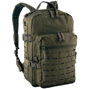 Red Rock Gear Transporter Day Pack 20 Liter 600D Polyester Olive Drab Green