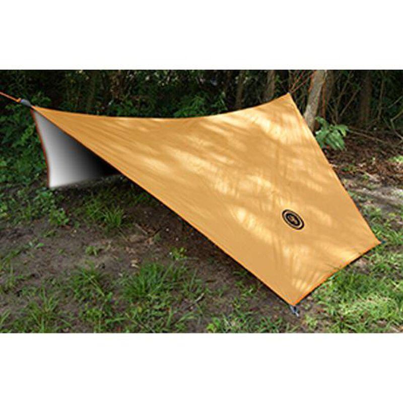 """Ultimate Survival Technologies B.A.S.E. Hex Tarp 108x96x41"""" Orange 20-51144-1"""