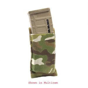 Blue Force Ten Speed AR-15 Magazine Pouch Helium Whisper Nylon Coyote Brown
