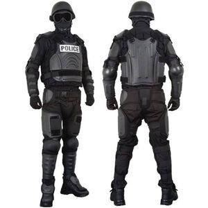 Damascus Protective Gear FlexForce Modular Crowd Control System Nylon Black