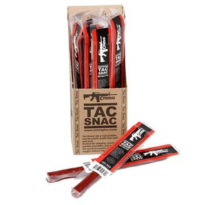 Tac Snack Peppered, 12 Pack