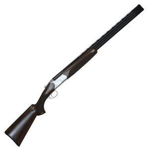 "CZ-USA Redhead Premier Over/Under Shotgun 12 Gauge 28"" Barrels 3"" Chambers 2 Rounds Silver Receiver Turkish Walnut Stock Gloss Black 06471"