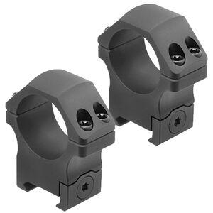 UTG PRO® 30mm/2PCs Medium Profile P.O.I®  Picatinny Rings