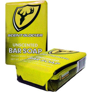 ScentBlocker Unscented Bar Soap 4.5 oz.