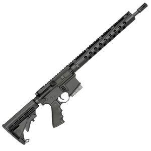 "Rock River Arms LAR-15 Lightweight Mountain Rifle 5.56 NATO 16"" Barrel 30 Rounds Free Float Hand Guard Carbine Stock Matte Black Finish"