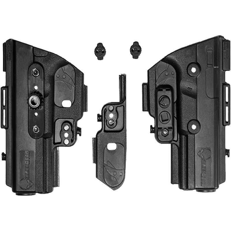 Alien Gear ShapeShift Shell Kit GLOCK 26 Left Handed Polymer Holster Shell For Use With ShapeShift Modular Holster System Black