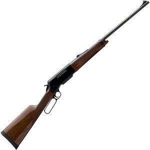 "Browning BLR '81 Lightweight Lever Action Rifle .270 Win 22"" Barrel 4 Rounds Walnut Stock Blued  034006124"