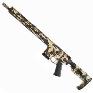 "2A Armament Balios Lite BLR-16 Gen-2 AR-15 Semi Auto Rifle 5.56 NATO 16"" Pencil Profile Barrel 30 Rounds 15"" Gen2 BL-RAIL M-LOK Compatible Collapsible Stock Kuiu Vias Camo"