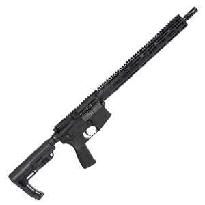 "Radical Firearms AR-15 Semi Auto Rifle 5.56 NATO 16"" Barrel 30 Rounds M-LOK Rail Collapsible Stock Black"