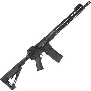 "Armalite M-15 Tactical Semi Auto Rifle 5.56 NATO 16"" Barrel 30 Round PMag 15"" KeyMod Handguard Magpul Grip STR Stock Magpul Front Rear Sights Anodized Black Finish M15TAC16"