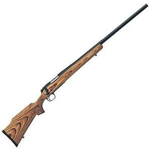 """Remington Model 700 VLS Bolt Action Rifle .22-250 Remington 26"""" Barrel 4 Rounds Brown Laminate Stock Satin Finished Blued Barrel & Bolt"""