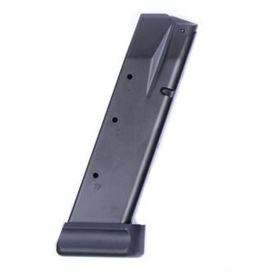 Brugger & Thomet USW-A1 19 Round Magazine 9mm Luger Matte Black Finish