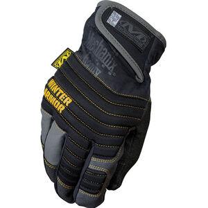 Mechanix Wear Winter Armor Gloves 2XL Black/Gray/Yellow MCW-WA-012