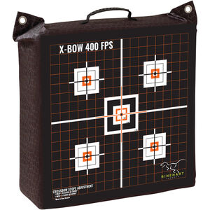 "Rinehart Targets X-Bow Bag Crossbow Target EZ Carry Handle 2 Sides 18""x18""x12"""