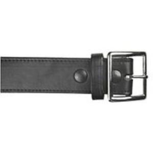 Aker Leather Garrison Belt Leather 36 Inches Black
