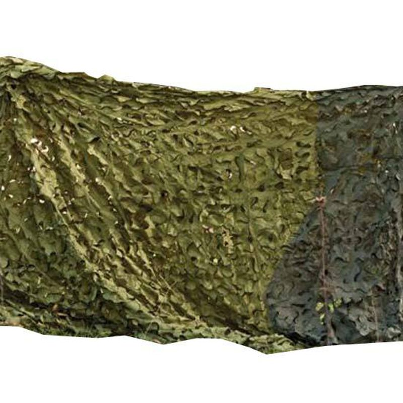 Red Rock Woodland Camouflage Netting 3D Leaves 8'x10' 810G