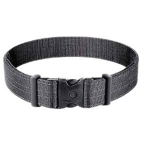 "Uncle Mike's Deluxe Duty Belt, Small 26"" to 30"", Black Nylon"