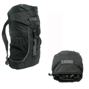 BLACKHAWK! Stash Pack Backpack Nylon Ripstop 60SP01BK