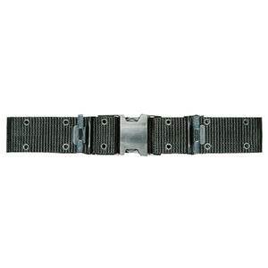 "5ive Star Gear GI Spec Pistol Belt Fits Up to 50"" Waist Black"