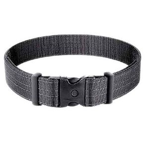 """Uncle Mike's Deluxe Duty Belt X-Large 44"""" to 48"""" Black Nylon"""