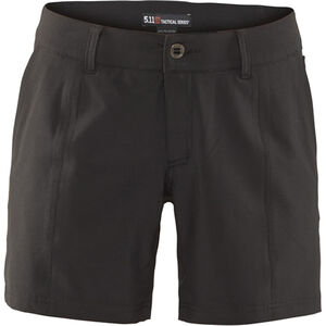 5.11 Tactical Women's Shockwave Short Size 6 Polyester/Spandex Tundra 63002