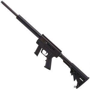 "Just Right Carbine Gen 3 Takedown Carbine 9mm Luger Semi Auto Rifle 17"" Barrel 17 Rounds S&W M&P Magazines Black"