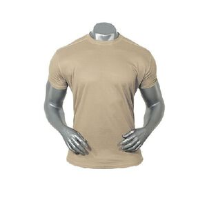 Voodoo Tactical Polyester Microfiber Tee Shirt Large Sand 20-996525094