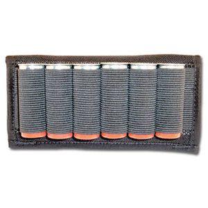 GrovTec Shotgun Shell Belt Slide Holder 6 Loops