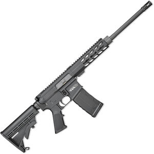 "Rock River LAR-15 RRAGE Carbine 5.56 NATO AR-15 Semi Auto Rifle 16"" Barrel 30 Rounds Free Float M-LOK Handguard Collapsible Stock Black"