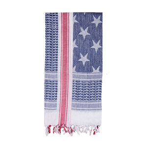 Fox Outdoor Tactical Shemag USA Flag 79-148