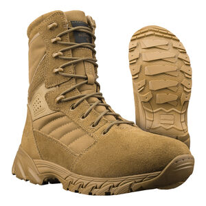 "Original S.W.A.T. Men's Altama Foxhound SR 8"" Coyote Boot Size 10 Regular 365803"