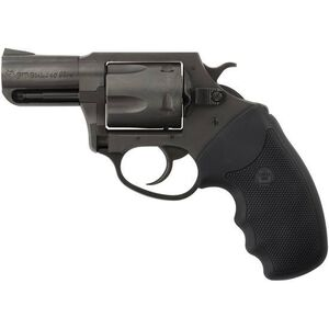 "Charter Arms Pitbull Revolver .40 S&W 2.3"" Barrel 5 Rounds Rubber Grips Nitride Finish 64020"