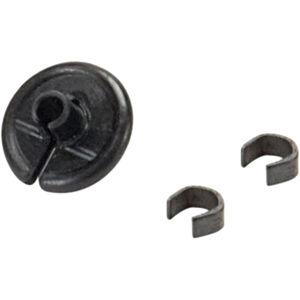 Allen Kisser Button Soft Polymer Black