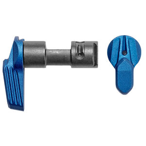 Radian Weapons Talon Ambidextrous AR-15 Safety Selector Long/Short Blue
