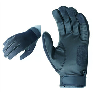 Voodoo Tactical Police Search Gloves Neoprene/Nylon Small Black 01-663501092