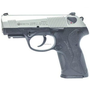 "Beretta PX4 Compact 40 S&W 3.2"" Bbl 12rds Polymer Inox/Blk"
