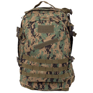 5ive Star Gear GI Spec 3-Day Military Backpack 1200D Ballistic Weave Digital Woodland
