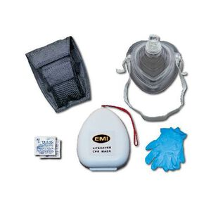 Emergency Medical International Lifesaver CPR Mask Kit Plus 493