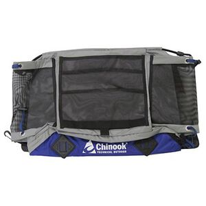 Chinook AquaSurf 20 Kayak Deck Bag Nylon Blue 33506
