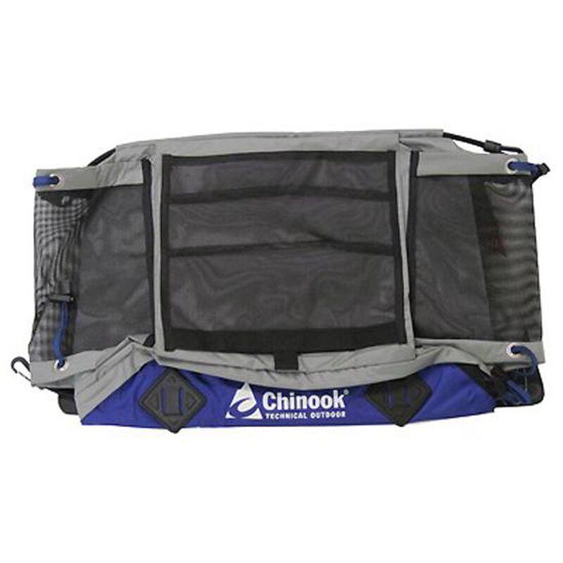 Chinook AquaSurf 20 Kayak Deck Bag Nylon Blue 33506