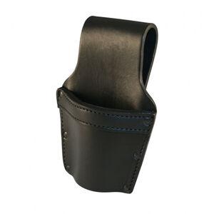 Boston Leather Fubar Holder Leather Plain Black