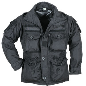 Voodoo Tactical TAC 1 Field Jacket X-Large Black