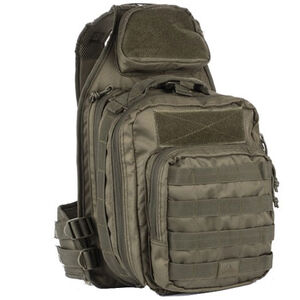 Red Rock Recon Sling Bag with Tear Away Main Compartment OD Green 80139OD
