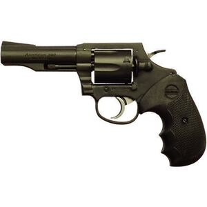 """Rock Island Armory M200 Revolver .38 Special 4"""" Barrel 6 Rounds Fixed Sights Polymer Grips Black"""