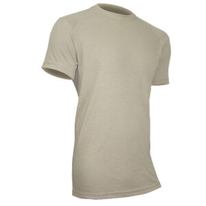 XGO Phase 2 Short Sleeve Men's Tee Shirt XXL Modacrylic and FR Rayon Desert Sand