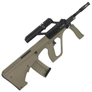 "Steyr AUG A3 M1 Semi Auto Rifle .223 Rem/5.56 NATO 16"" Chrome Lined Barrel 30 Round AUG Pattern Magazine with 3X Optics Mud Finish AUGM1MUDS"