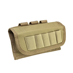 NcSTAR Tactical Shotshell Carrier Nylon Tan